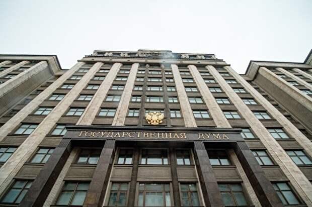В Госдуме заявили, что общество само пожелало «обнуления» сроков Путина
