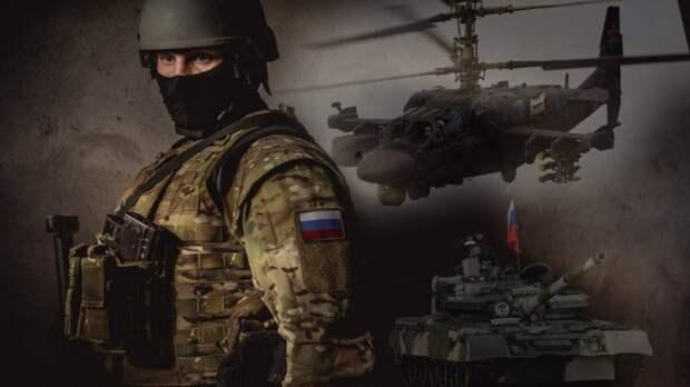 Американцы пытаются постичь секрет суперсилы русских солдат