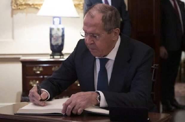 Лавров рассказал о письме Трампа про перспективы отношений с Россией