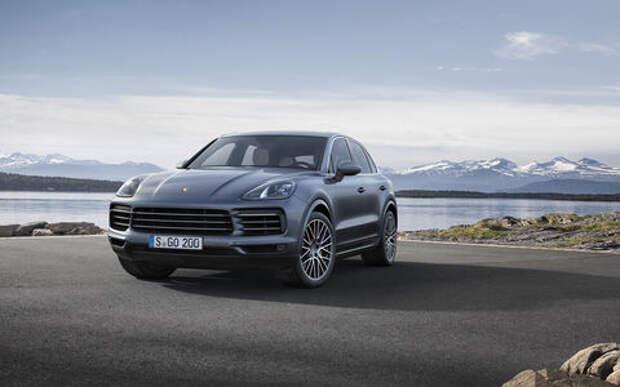 Porsche представила новый Cayenne: все, что о нем известно