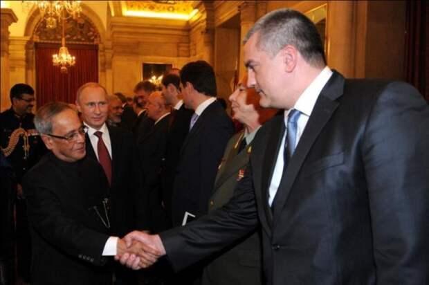 Тихо и без трёпа, Индия признала Крым за Россией.