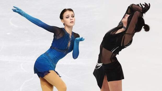 Щербакову и Туктамышеву разделило менее балла в короткой программе на командном ЧМ. Россия собрала максимум очков