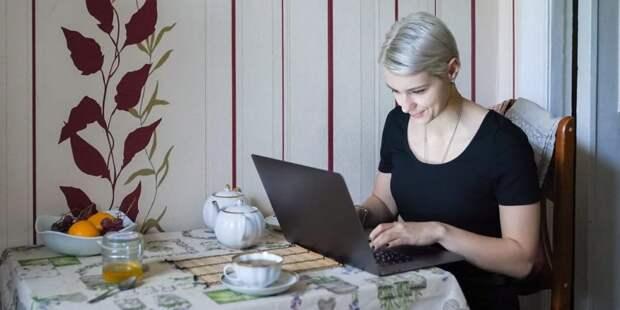 Сергунина: онлайн-программа акции «Библионочь» в Москве набрала более 200 тыс просмотров.Фото: Е. Самарин mos.ru