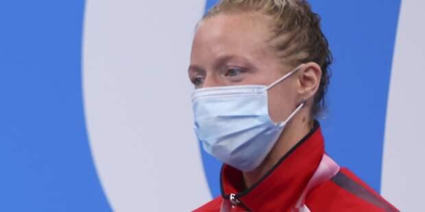 Российские пловцы завоевали золото на Паралимпиаде