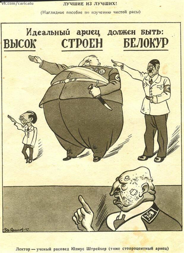Госдума запретит демонстрировать нацистов