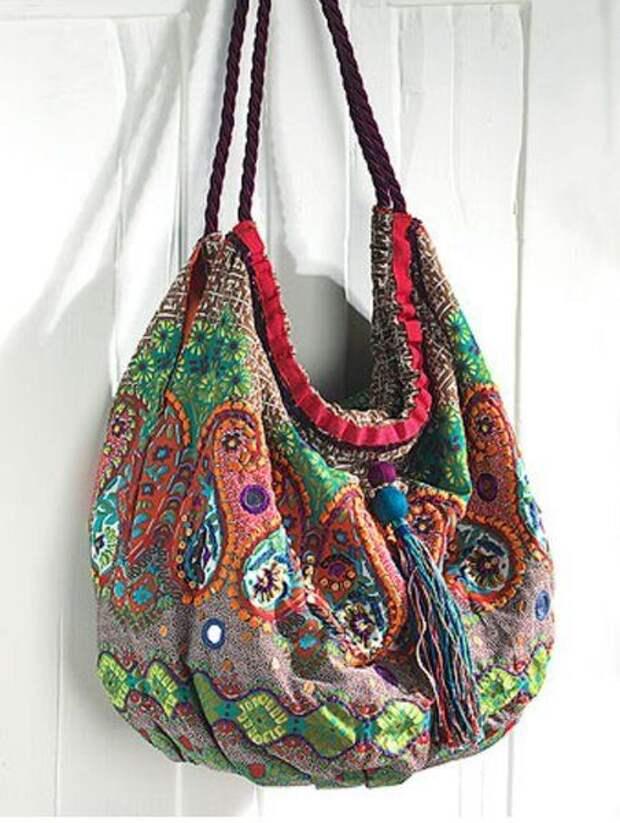15 утончённых сумок в любимом стиле бохо