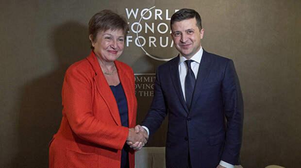 Станет ли МВФ для Украины панацеей от коронавируса