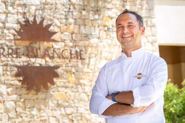 Рецепт запеченного хека с цветной капустой от нового шеф-повара Terre Blanche Hotel Spa Golf Resort