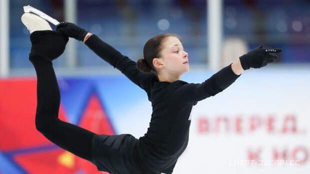"""Самоделкина подвела итоги своего первого вкарьере этапа юниорского """"Гран-при"""""""