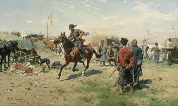 Как Польша использует Запорожское казачество