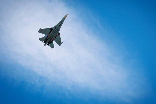 """Испортил """"Утреннюю почту"""": как Су-27 чуть не сбил норвежский Orion"""