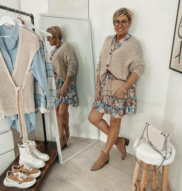 Что носить дамам 50 лет весной 2021, чтобы подчеркнуть достоинства и омолодить образ