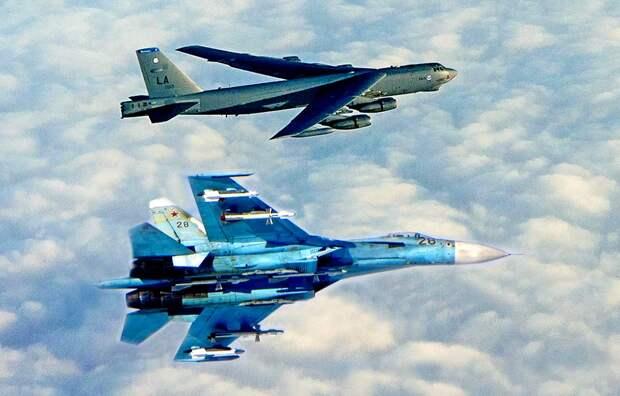Эксперт поблагодарил натовские самолеты за отличную тренировку для ВКС