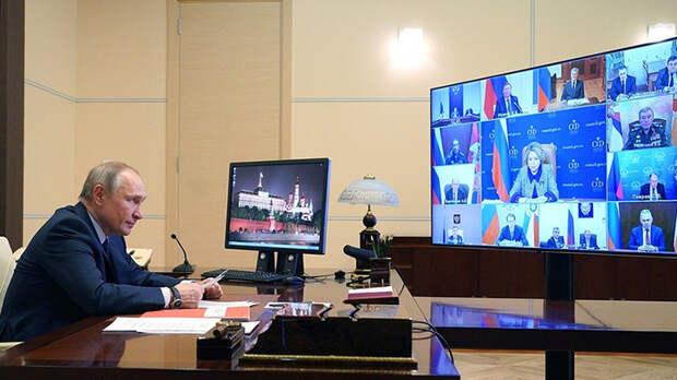 Решать будет Россия. Путин озвучил западным корпорациям жёсткие правила Игры