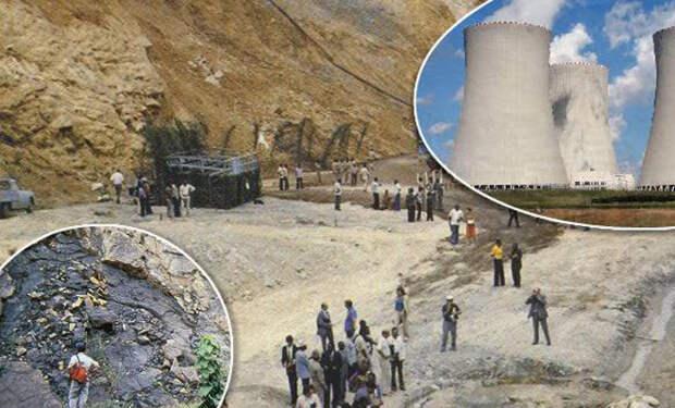 Ядерный могильник возрастом в два миллиарда лет
