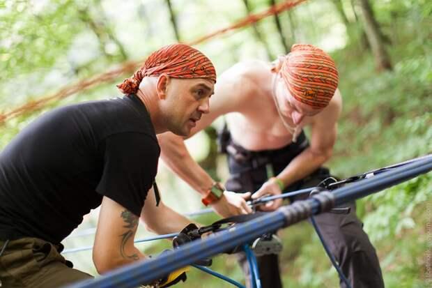 ropejumping22 Прыжок в Сухое озеро