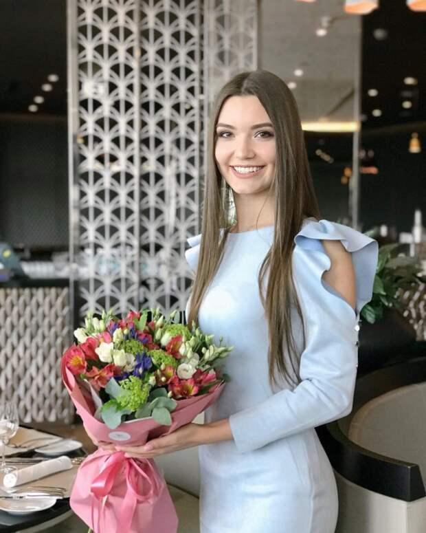 """Лавринчук представит Беларусь на конкурсе """"Мисс мира - 2019"""""""