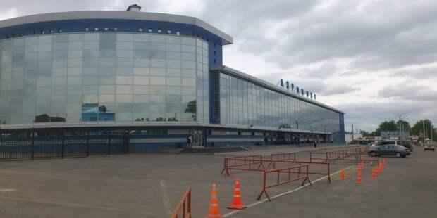 Аэропорты в свободном полете