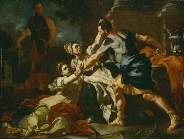 Конец Мессалины