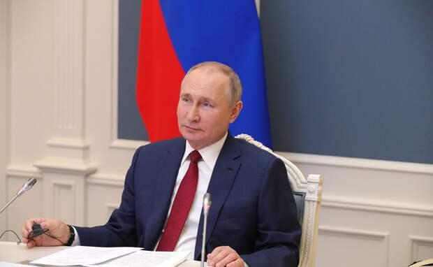 Предупреждение о катастрофе: эксперты о выступлении Путина на Давосском форуме