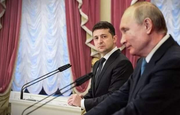 Почему сейчас не время для встречи Путина с Зеленским