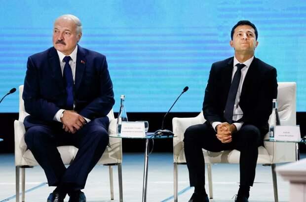 Лукашенко нанес Зеленскому ответный удар
