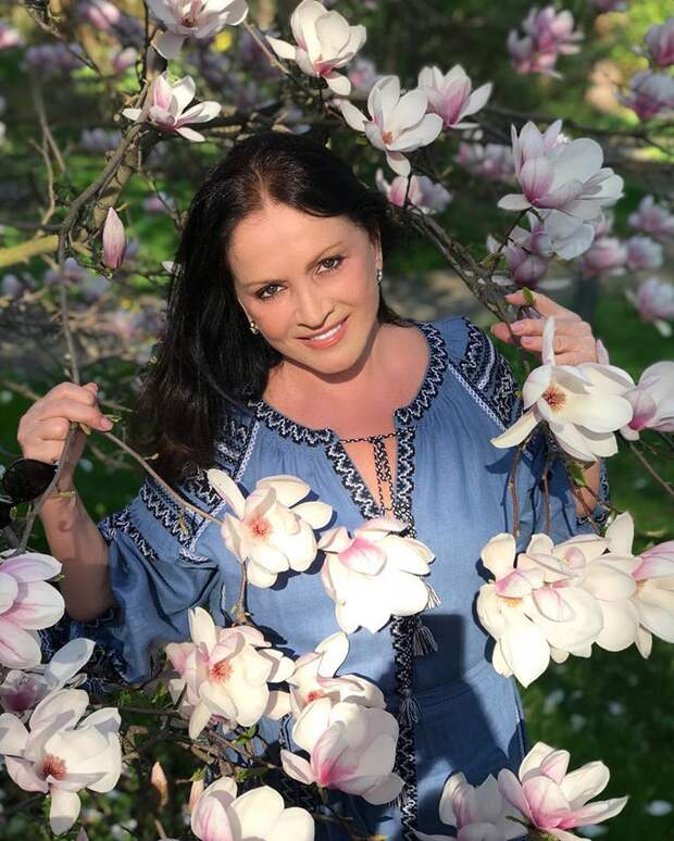 София Ротару знает секрет вечной молодости! Только посмотри на ее последнюю фотосессию