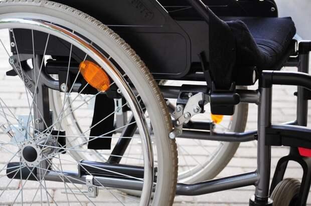Инвалидная коляска. Фото: pixabay.com