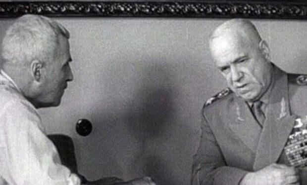 Архивное интервью маршала Жукова: слова, которые не публиковали