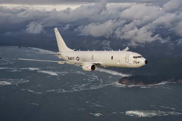 Названо оборудование, создающее проблемы на американских противолодочных самолетах P-8A Poseidon