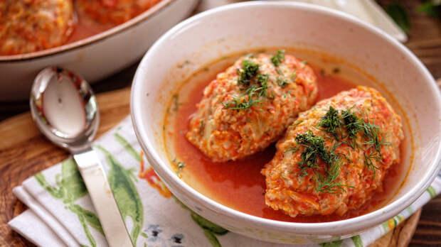 Ленивые голубцы по маминому рецепту: вкуснее не представить!