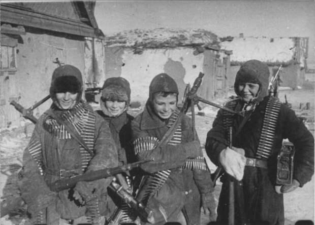 «Битва за село Стеблево»: как дети не пустили «фрицев» в деревню