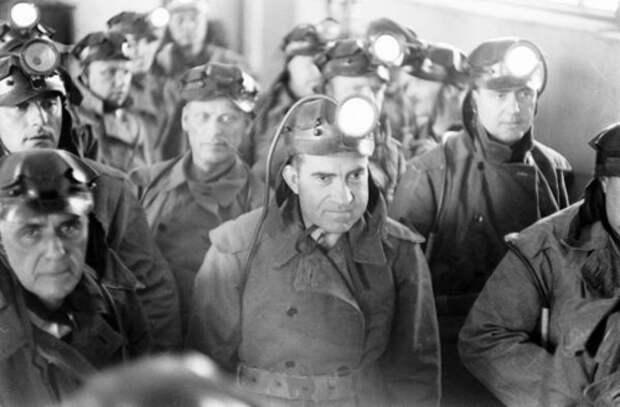 Почему в детстве президент США Никсон жил в шахтёрском городке в СССР