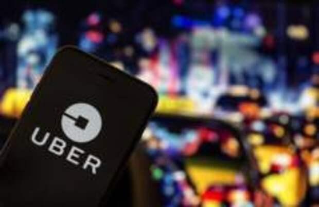 Uber временно остановила работу в Австрии