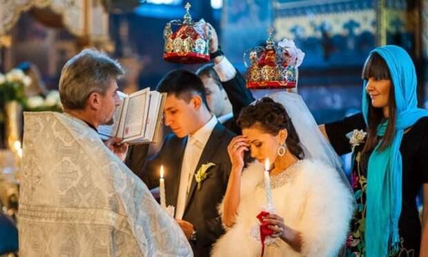 На что программирует обряд венчания?