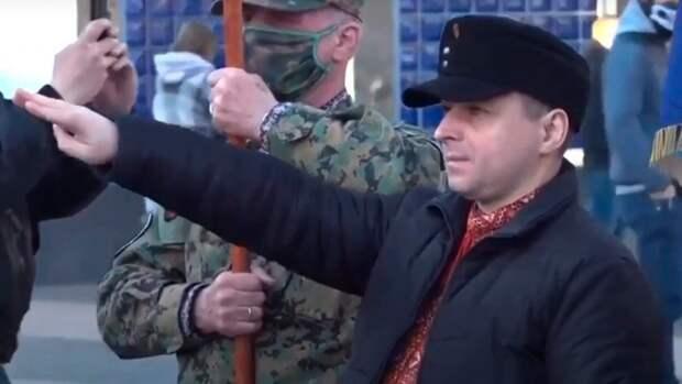 Безнаказанность украинских радикалов порождает их новые провокации