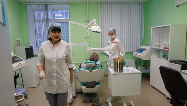 В Подольскую районную больницу по программе «Земский доктор» привлекли 81 врача