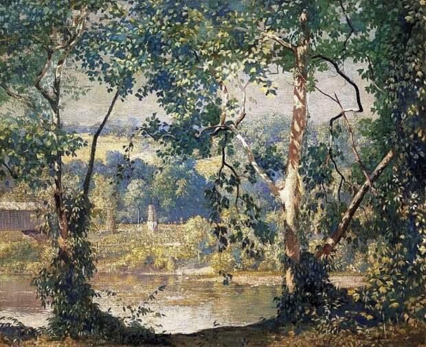 Художник Daniel Garber (1880 – 1958)