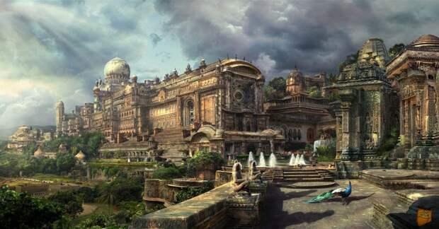 Невероятная тайна найденного мифического Серебряного города