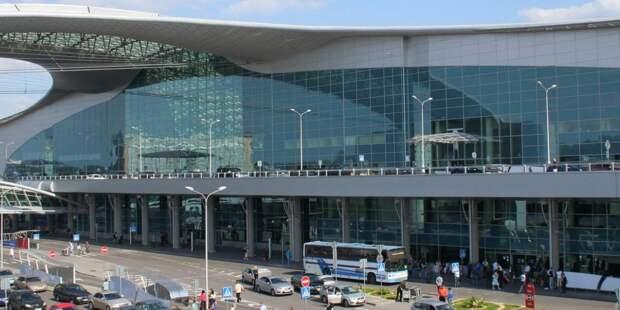 Аэропорты России зафиксировали падение спроса на 60%