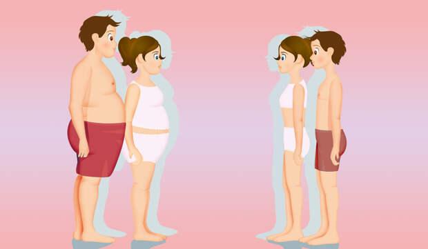 Как похудеть подростку —без вреда здоровью. Все о том, как снизить вес без диеты