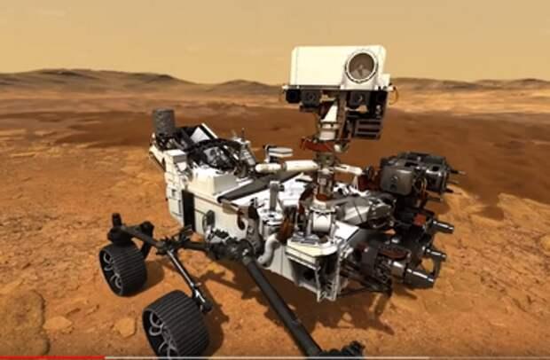 И на Марсе будут яблони цвести: на Красной планете впервые в истории получен кислород