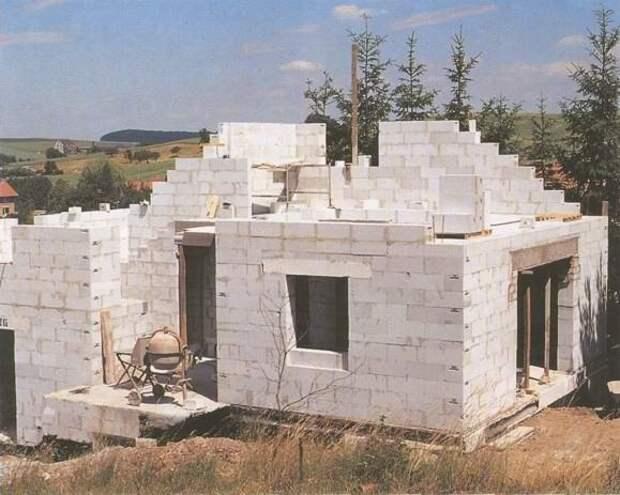 Строительство чердачного полуэтажа