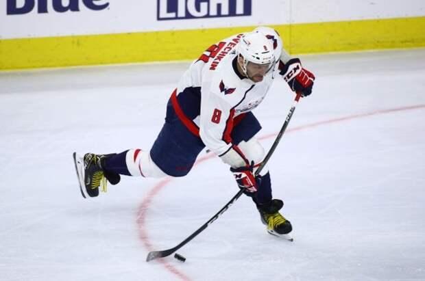 Овечкин не смог продолжить матч НХЛ против «Рейнджерс» из-за травмы