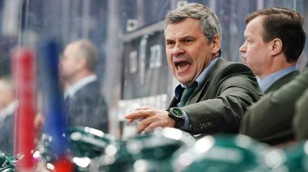 Дмитрий Квартальнов стал 3-м тренером в истории КХЛ, проведшим в плей-офф 100+ матчей