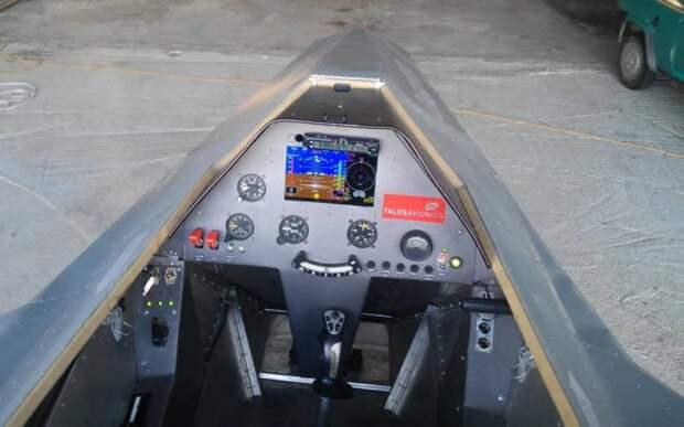SF1 Archon. Истребитель-самоделка для любителей