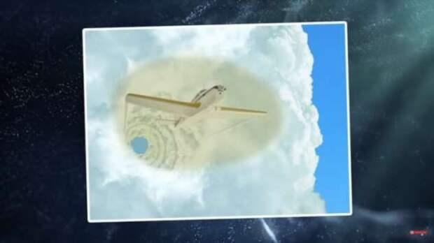 Чудом выживший летчик рассказал, что он увидел в Бермудском треугольнике (+видео)