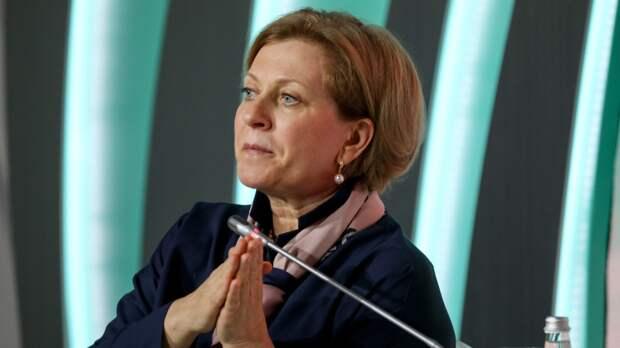 Глава Роспотребнадзора оценила темпы формирования иммунитета к COVID-19 в России