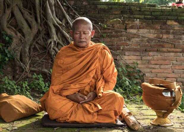 Ученые изучают сверхспособности тибетских монахов