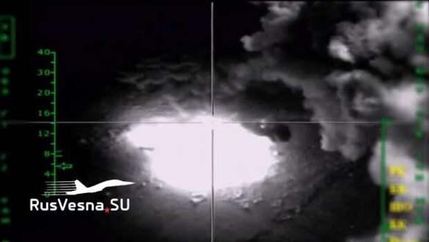 МОЛНИЯ: ВКС уничтожили убийц нашего генерала под носом у армии США (+ФОТО) | Русская весна
